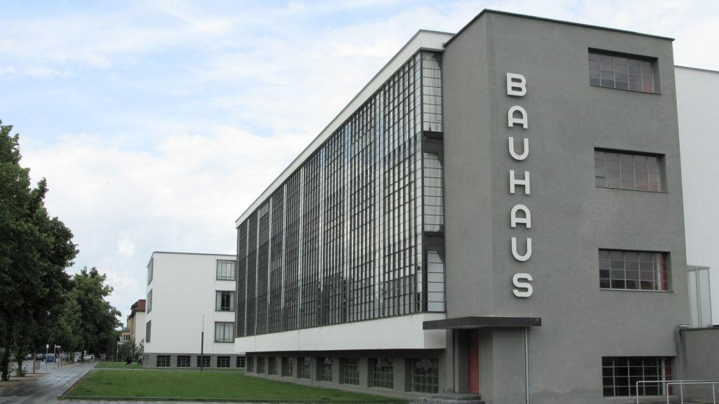 Imagen Bauhaus de Dessau en Alemania. Cicerone Plus