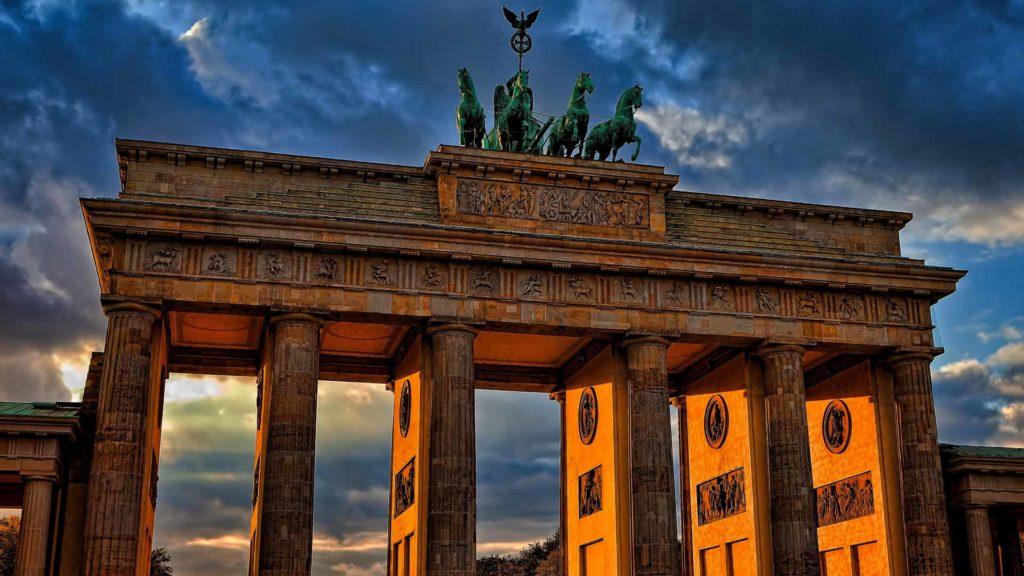 Imagen Puerta de Brandemburgo de Berlín en Alemania. Cicerone Plus