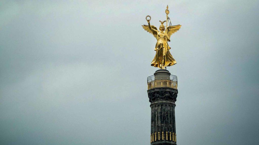 Imagen Berliner Siegessäule. Columna de la Victoria de Berlín en Alemania. Cicerone Plus