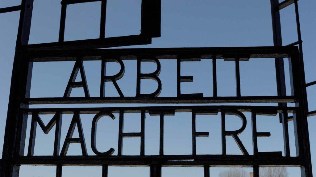 Imagen Campo de concentración de Sachsenhausen en Alemania. Cicerone Plus