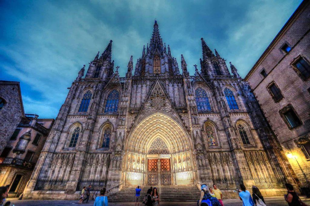 Imagen Catedral de Barcelona. Cicerone Plus