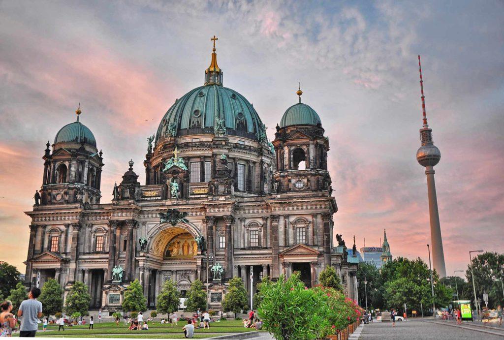 Imagen Catedral de Berlín. Berliner Dom. Alemania. Cicerone Plus