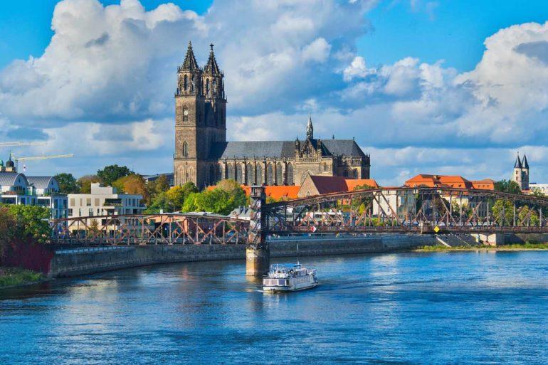 Imagen Catedral de Magdeburgo en Alemania. Cicerone Plus
