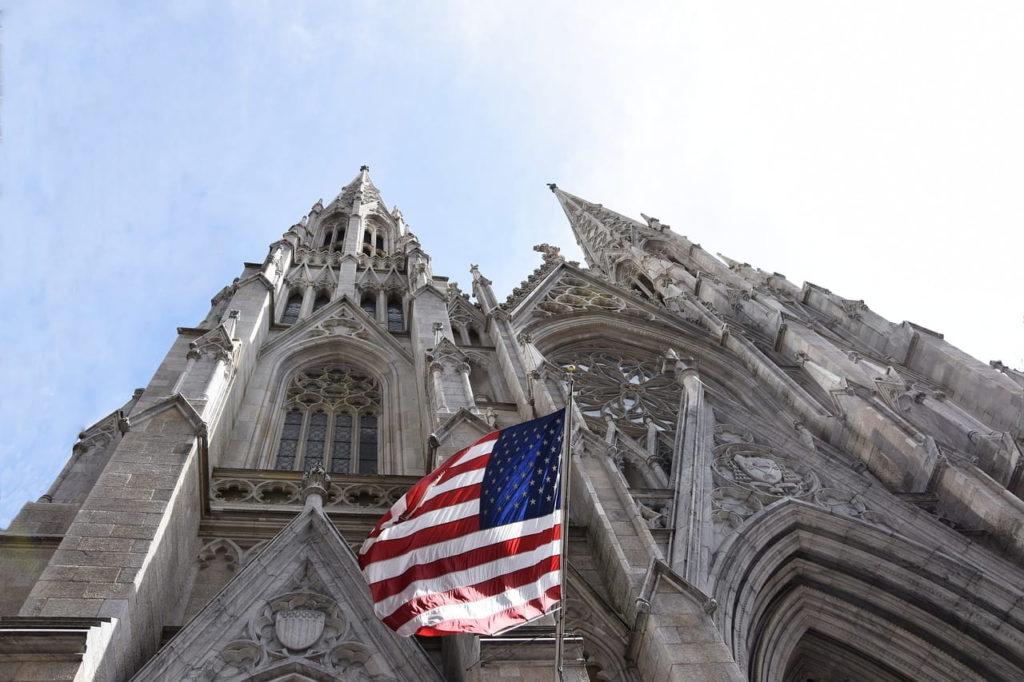 Imagen Catedral de San Patricio en Nueva York Estados Unidos. Cicerone Plus