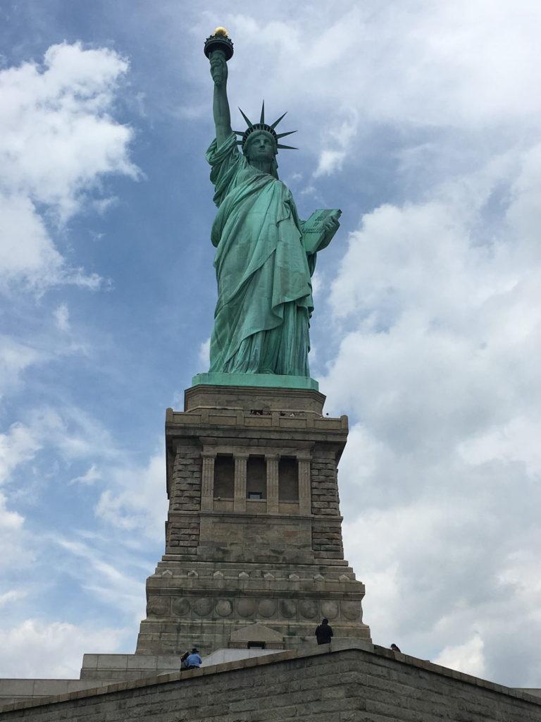 Imagen Estatua de la Libertad en Nueva York Estados Unidos. Cicerone Plus