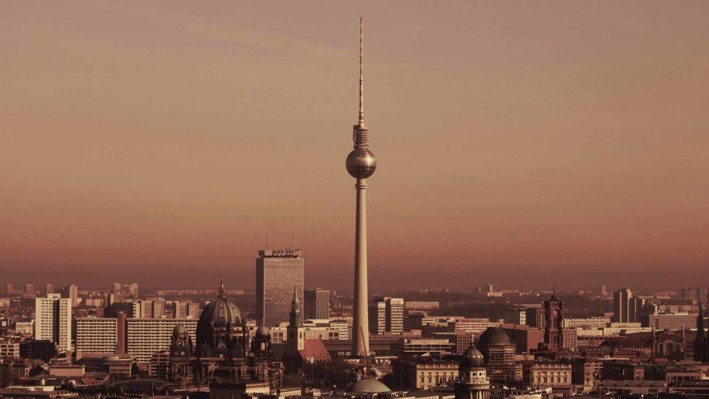 Imagen Fernsehturm de Berlín en Alemania. Cicerone Plus