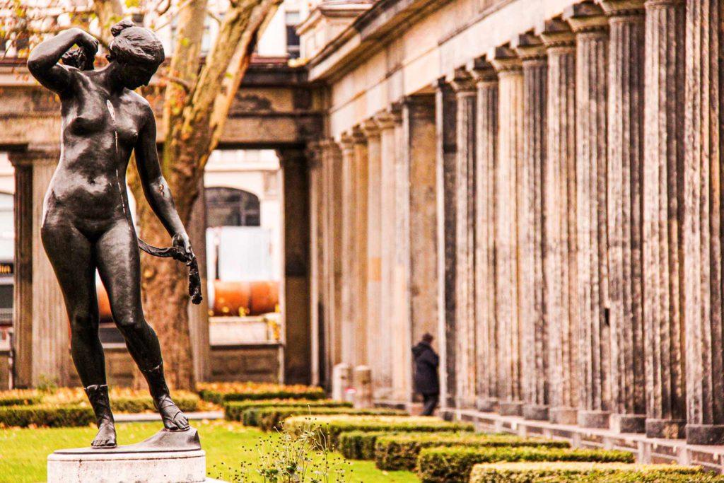 Imagen Isla de los museos - Museumsinsel de Berlín en Alemania. Cicerone Plus