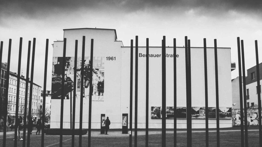 Imagen Memorial del Muro de Berlín en Alemania. Cicerone Plus