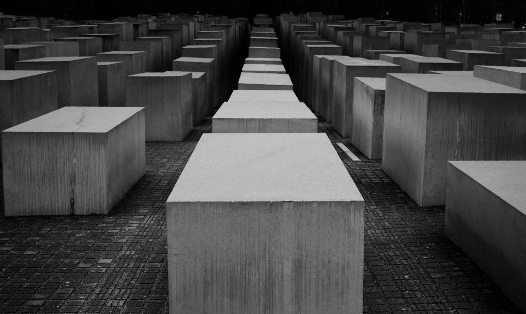 Monumento al Holocausto (Holocaust-Mahnmal Berlín)
