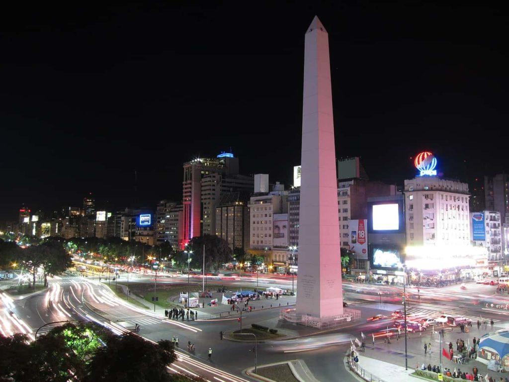 Imagen Obelisco de Buenos Aires en Argentina. Cicerone Plus