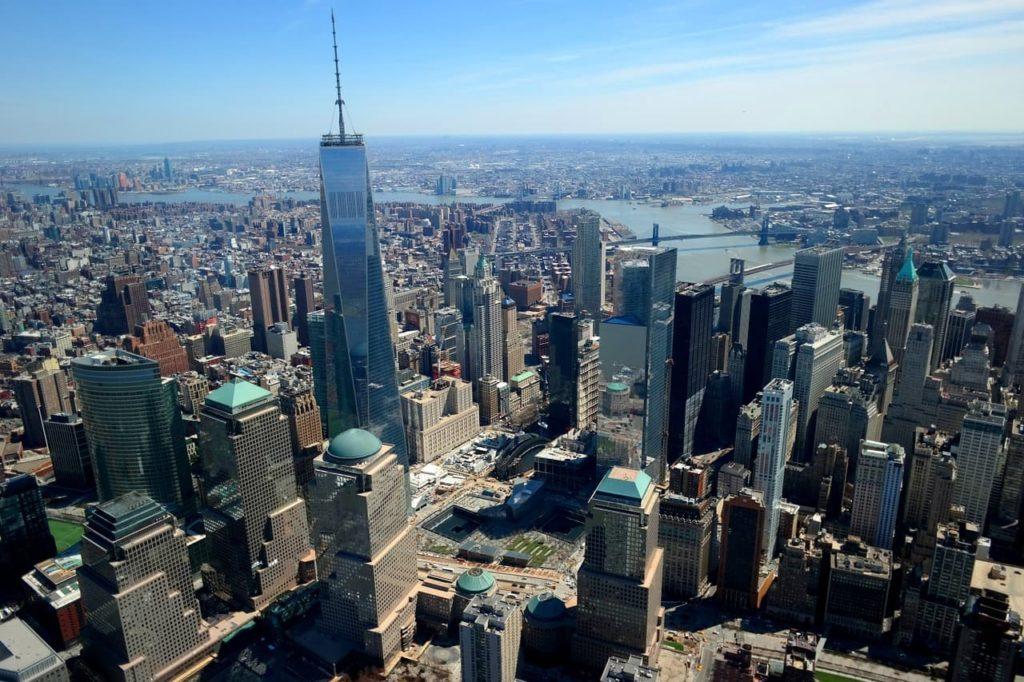 Imagen One World Trade Center en Nueva York Estados Unidos. Cicerone Plus