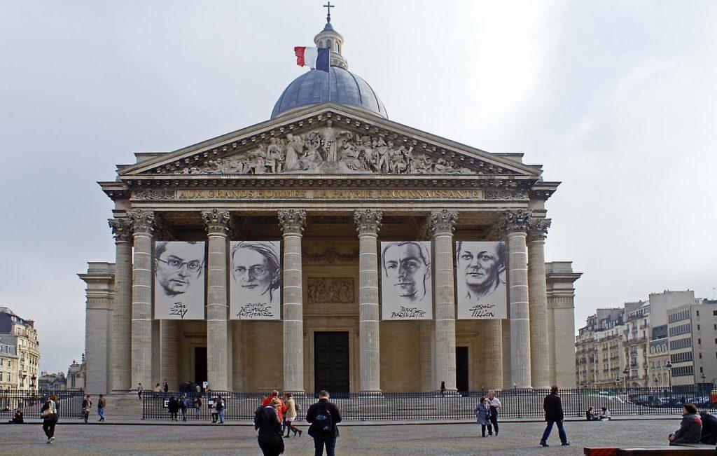 Imagen Panteón de París en Francia. Cicerone Plus