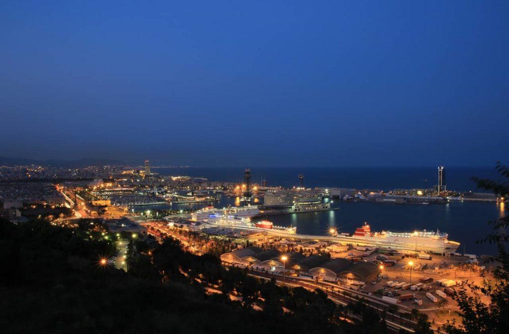 Imagen Puerto Olímpico de Barcelona. Cicerone Plus