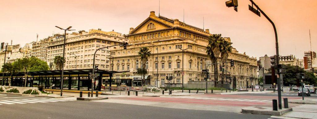 Imagen Teatro Colón de Buenos Aires en Argentina. Cicerone Plus