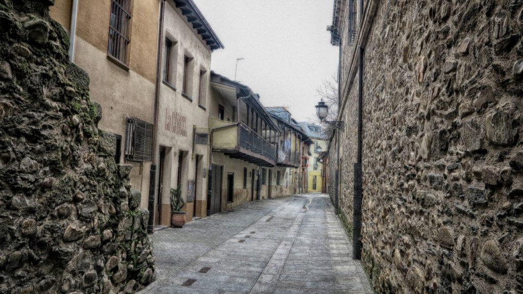 Imagen Casco viejo de Ponferrada. Las Ciudades más bonitas de España