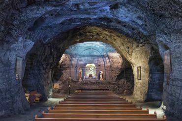 Imagen Catedral de Sal de Zipaquirá en Colombia. Cicerone Plus
