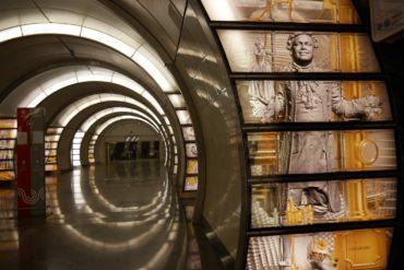 Imagen Estacion de Fonvizinskaya del Metro de Moscú. Cicerone Plus