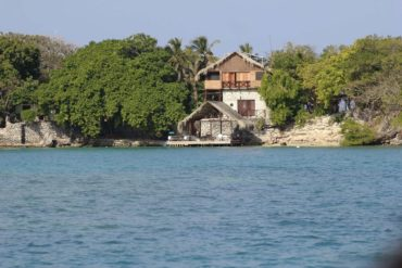 Imagen Islas del Rosario en Colombia. Cicerone Plus