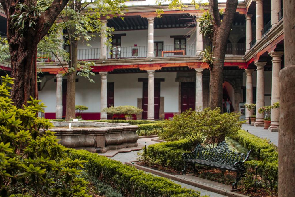 Imagen Museo Franz Mayer de Ciudad de México. Cicerone Plus