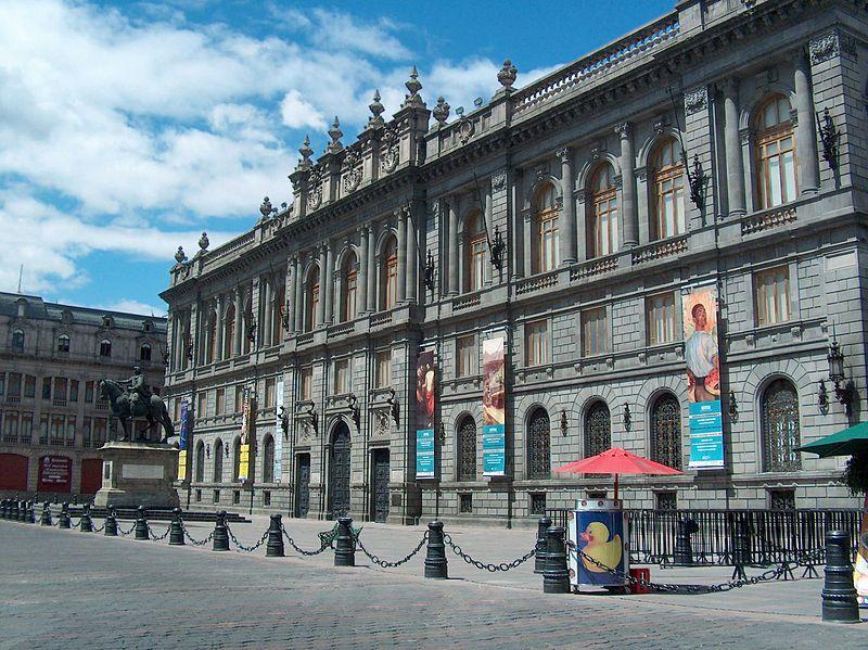Imagen Museo Nacional de Arte de Ciudsd de México. Cicerone Plus