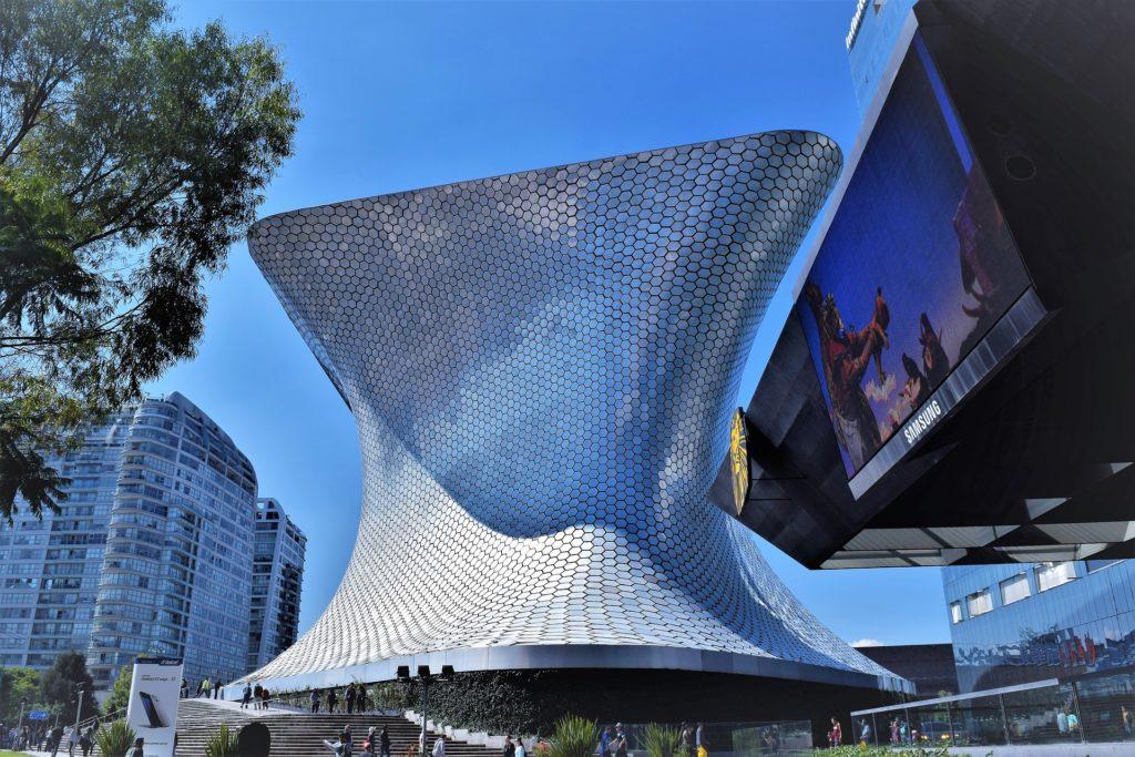 Imagen Museo Soumaya en Ciudad de México. Cicerone Plus
