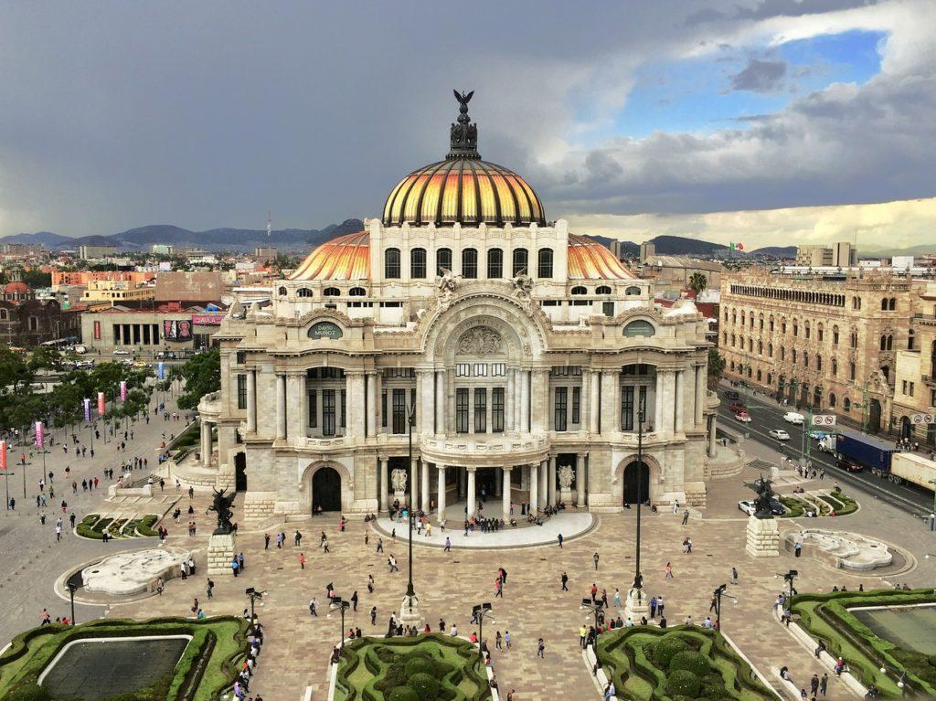 Imagen Palacio de Bellas Artes en Ciudad de México. Cicerone Plus