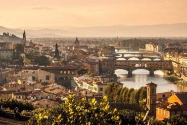 Imagen Panorámica de Florencia en Italia. Cicerone Plus