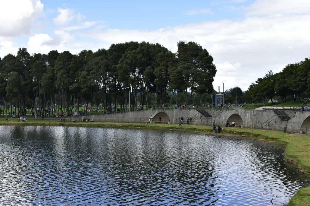 Imagen Parque Simón Bolivar en Bogotá Colombia. Cicerone Plus