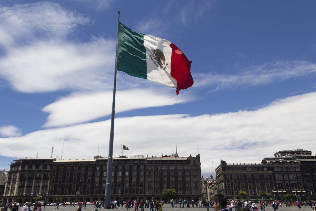 Imagen Plaza de la Constitución El Zocalo en Ciudad de México. Cicerone Plus