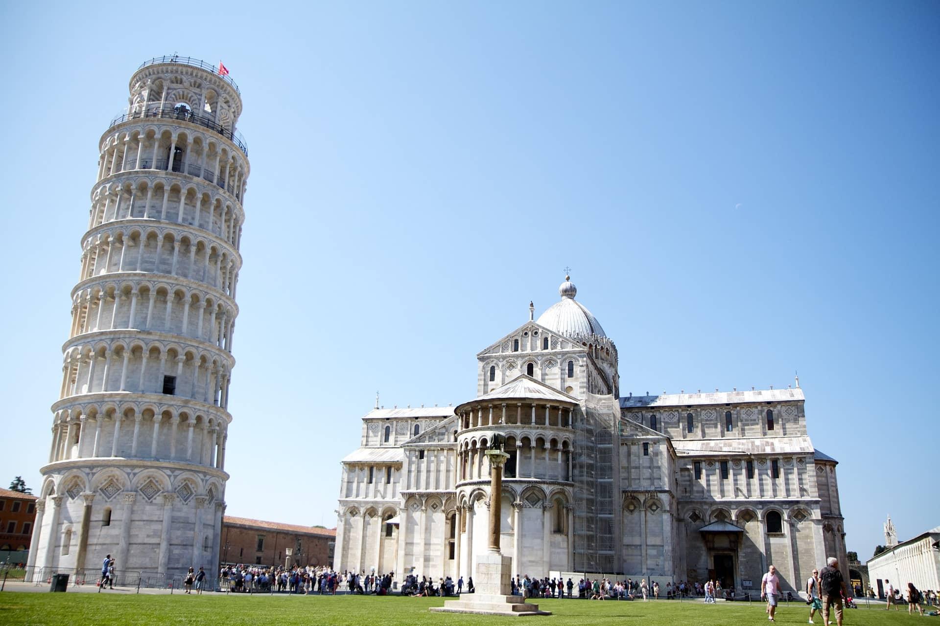 Imagen Torre de Pisa en Italia. Cicerone Plus