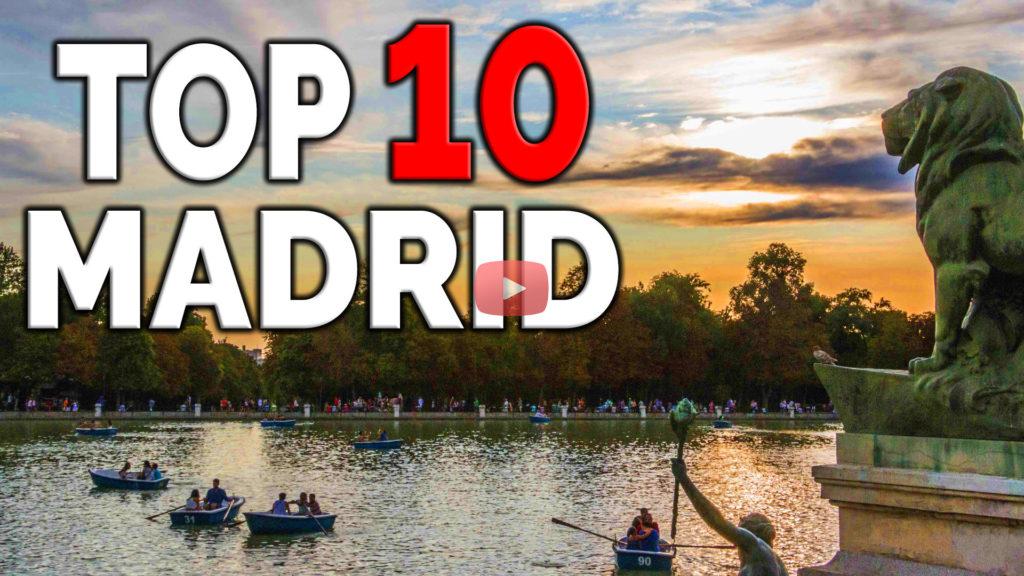 Imagen Vídeo Qué ver en Madrid - Las ciudad más bonitas de España. Cicerone Plus
