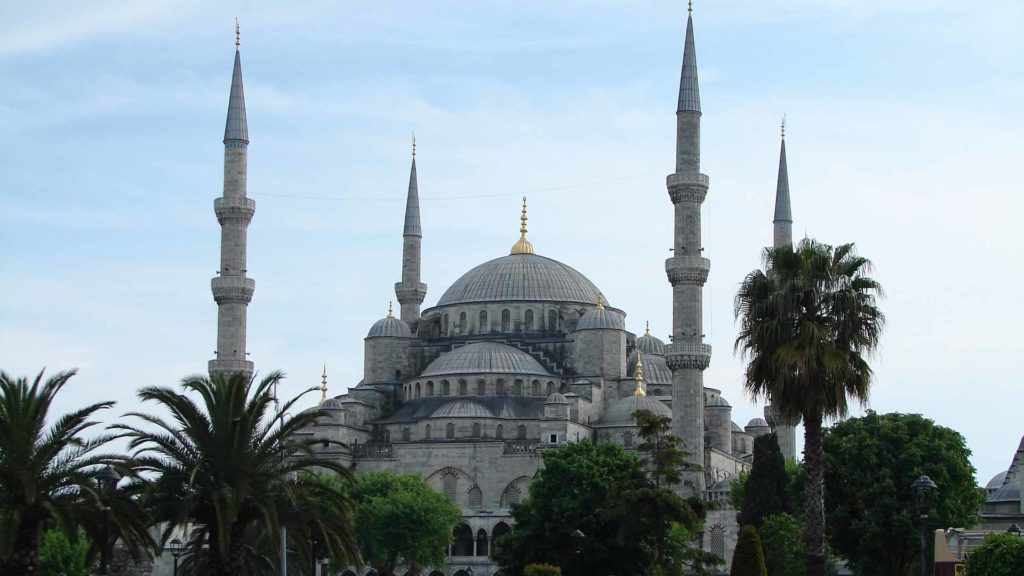 Imagen Mezquita azul de Estambul en Turquía. Cicerone Plus