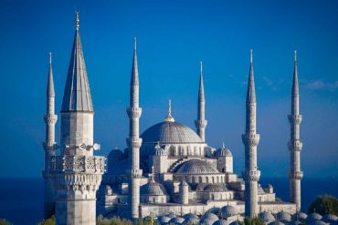 Imagen Mezquita azul de Estambul en Turquia. Cicerone Plus