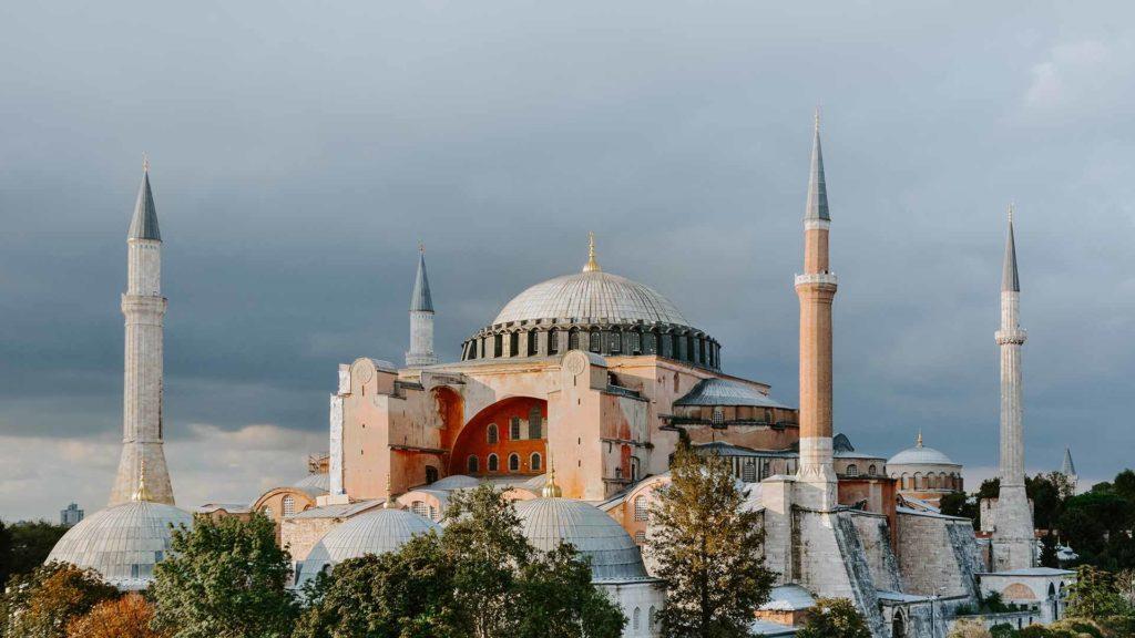 Imagen Santa Sofía de Estambul en Turquía. Cicerone Plus