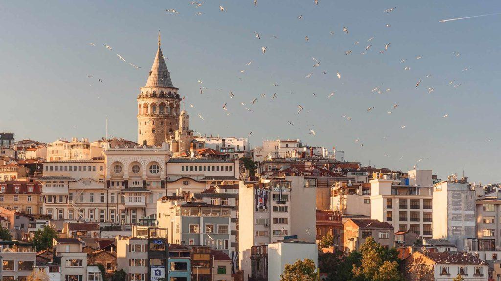 Imagen Torre de Gálata de Estambul en Turquía. Cicerone Plus